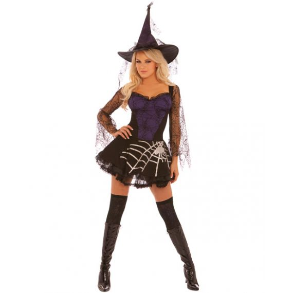 Elegant Moments - Black Magic Dress (Halloween Party)