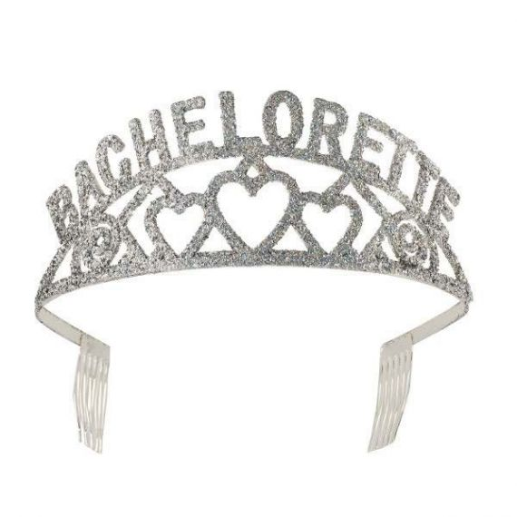 Bachelorette Party - Glitter Tiara