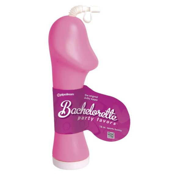 Bachelorette Party - dicky sipper(pink)