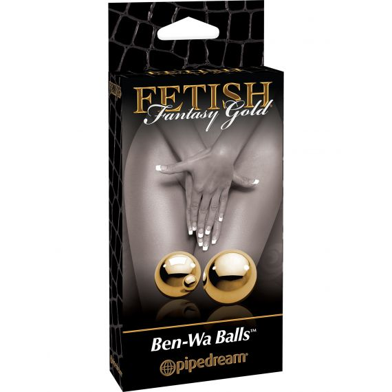 Fetish Fantasy Gold - Ben-Wa Balls