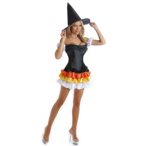 Sexy Witch Corset