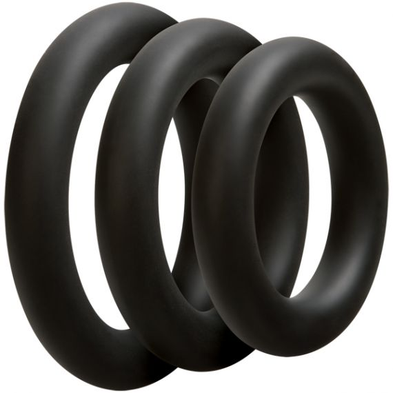 OPTIMALE - C-Ring  Set Thick