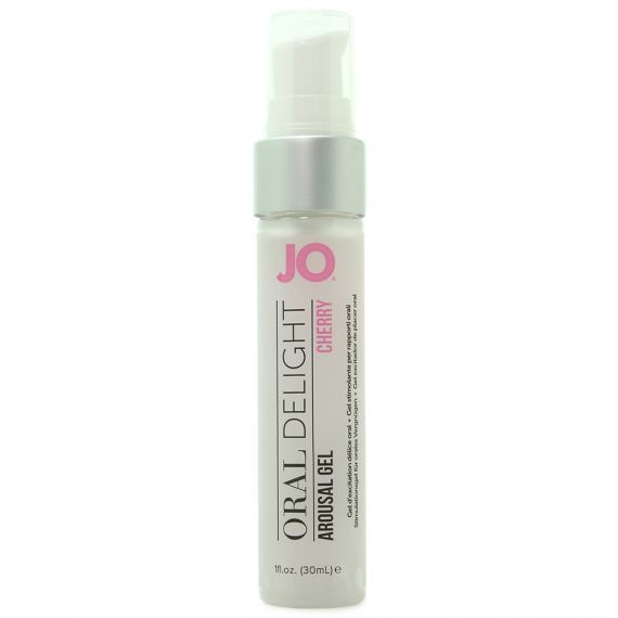 System Jo - Oral Delight Arousal Gel (Cherry) 1oz