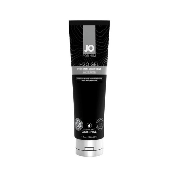 System JO - H2O For Men Gel - 4 oz