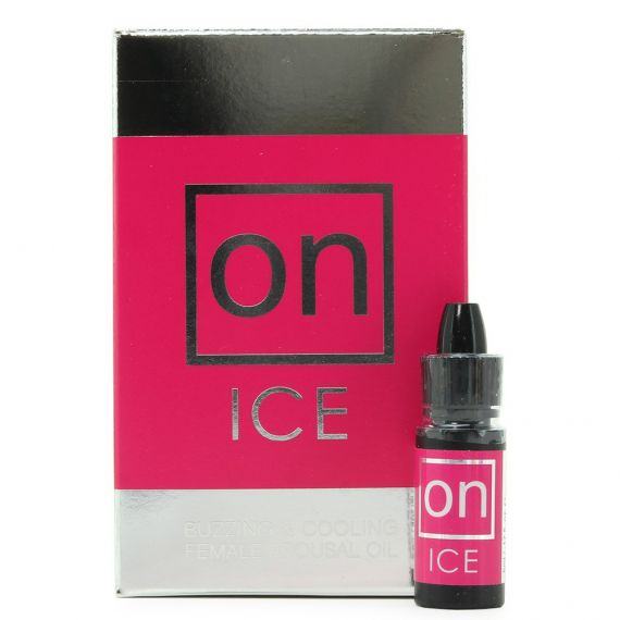 ON for her - ICE Buzzing & Cooling Female Arousal Oil