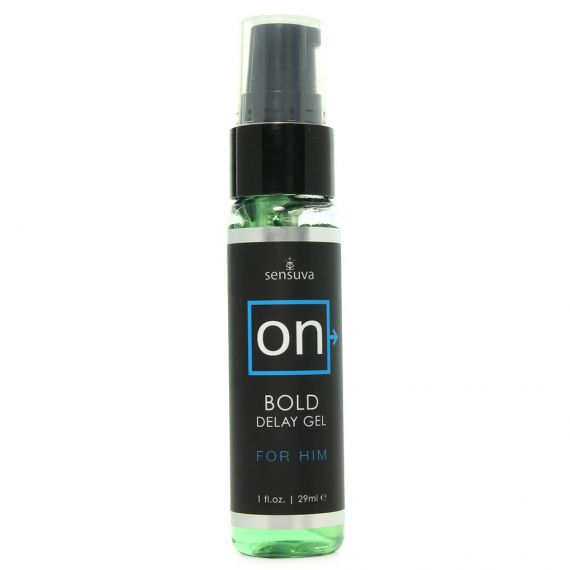 ON for him - BOLD Delay Gel