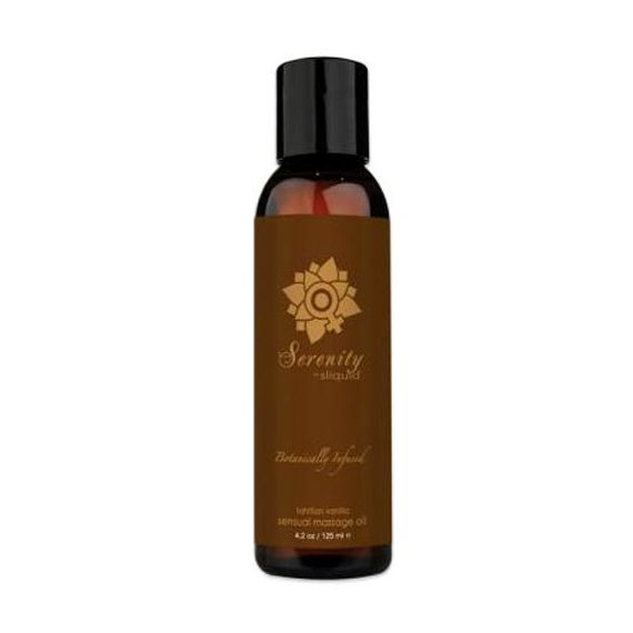 Sliquid Organics - serenity massage oil 4.2 oz