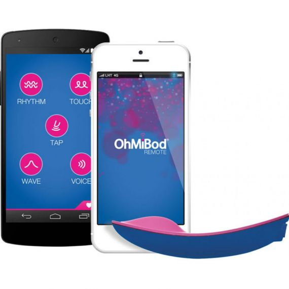 OHMIBOD -  Blue Motion Bluetooth/WiFi with APP