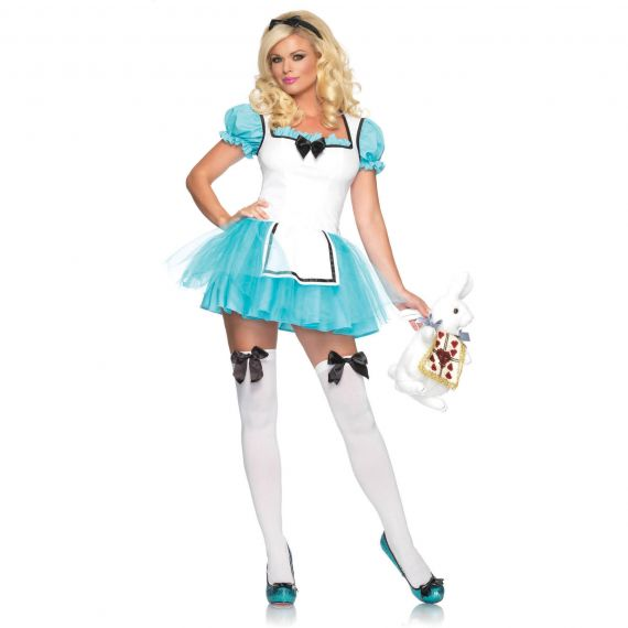 Leg Avenue - Enchanted Alice Adult Halloween Costume