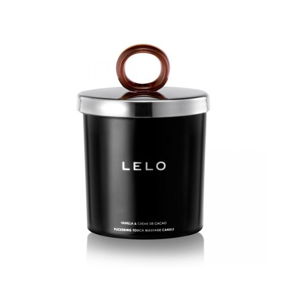 LELO - Flickering Touch Massage Candle Snow Pear & Cedarwood