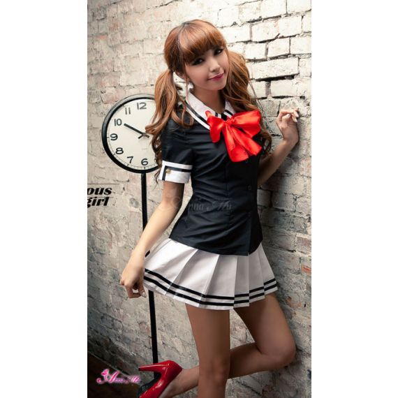 Anna Mu - Blush Event Schoolgirl Uniform