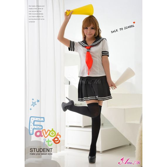 Anna Mu - Ready for Playful Lesson Student Uniform