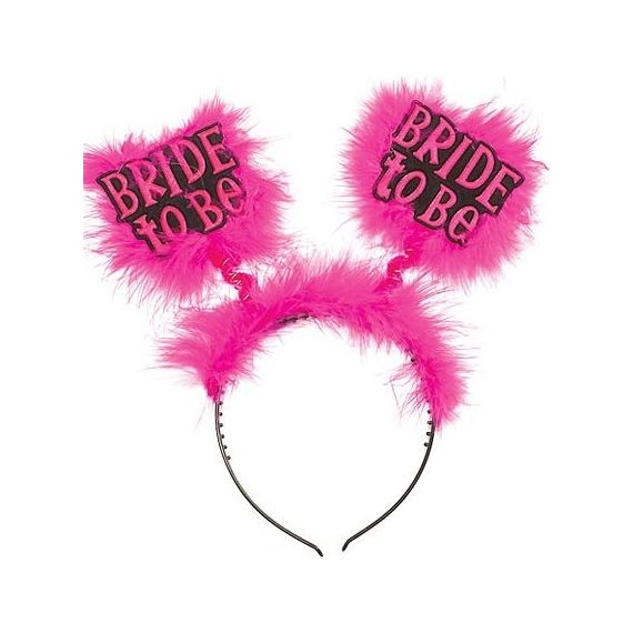 Bachelorette Party - Bride to Be Head Band