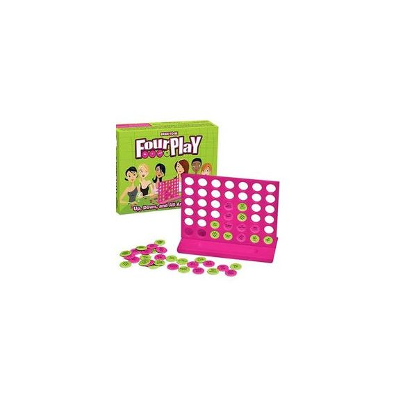 Bachelorette Party - Bride-to Be-Fourplay Game