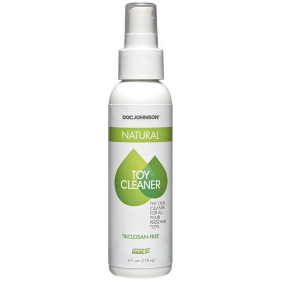 Doc Johnson - Natural Toy Cleaner - Triclosan-Free