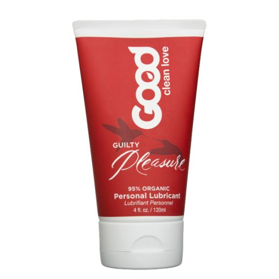 Good Clean Love - Guilty Pleasure Organic Personal Lubricant