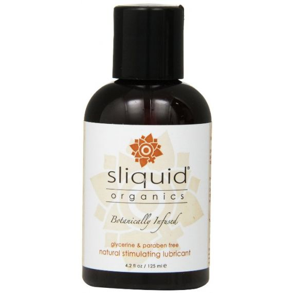 Sliquid - Organics Sensation Lubricant 125 ml (Warming)