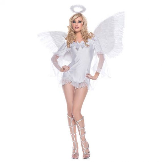 Be Wicked - French Angel (Halloween Party)